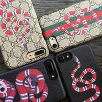 Gucci  phone case shell  for iphone 6/6s,iphone 6p/ 6sp,iphone 7, iphone7p