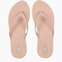 Scout Metallic Sandals - Blush