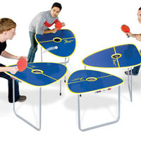 Table Tennis For Four | Incredible Things