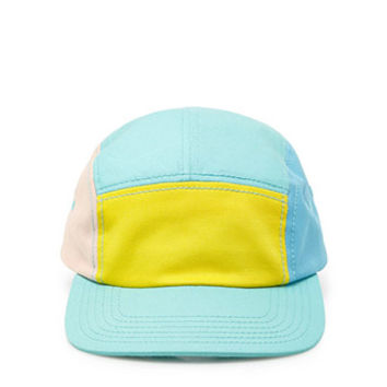 Colorblocked Five-Panel Hat