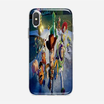 Toy Story 3 iPhone XS Case