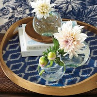 ESTA IKAT GILT TRAY