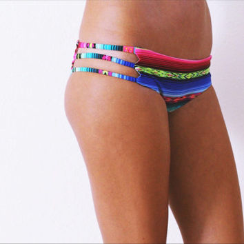Strapped Bottoms -- Choose Your Print