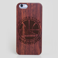 Golden State Warriors iPhone 6 Plus Case - All Wood Everything