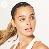 Lululemon Sport Headwrap Headband Head Hair Band