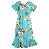 mountain hawaiian laka dress