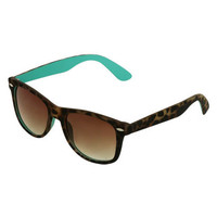 Inner Color Tort Sunglasses | Shop Accessories at Wet Seal