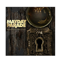 Mayday Parade - Monsters In The Closet Vinyl LP Hot Topic Exclusive