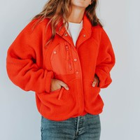Free People: Hit the Slopes Fleece