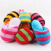 Fun Slipper Dog Chew Toy Perfect Chew Toy