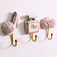 Creative Gifts Resin Hats Bags Hook Hanger [6283582534]