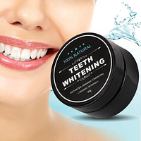Hot Sale Teeth Whitening Bamboo Charcoal Powder Oral Hygiene Cleaning Teeth Plaque Tartar Removal Stains Tooth White Powders