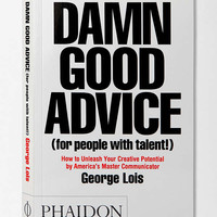 Damn Good Advice By George Lois | Urban Outfitters