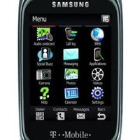 Samsung T669 Gravity Touch Full Qwerty Keyboard T-mobile Cell Phone