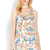 Relaxed Floral Tank