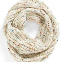 Speckled Infinity Scarf