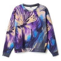Weekday   New Arrivals   Win cotton printed sweater