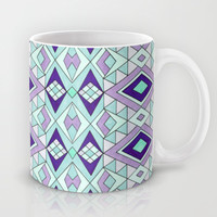 Gems Mug by Pom Graphic Design | Society6