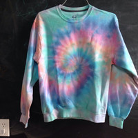 READY TO SHIP! Pastel tie dye - medium