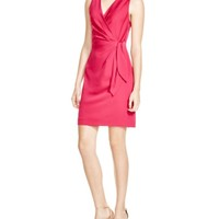DIANE von FURSTENBERG Bella Faux Wrap Dress | Bloomingdales's