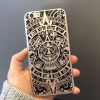 Iphone 6/6s Stylish Hot Sale On Sale Cute Hot Deal Strong Character Relief Sculpture Soft Phone Case [4915504324]