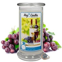 Wine Country | Ring Candle®
