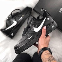 Nike Air Force 1 Utility casual all-match sneakers shoes