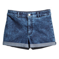 H&M - High-waisted Shorts