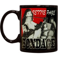 Bettie Page Coffee Mug