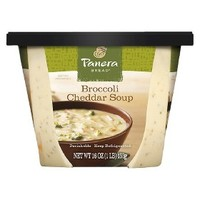 Panera Bread Broccoli Cheddar Soup 16 oz