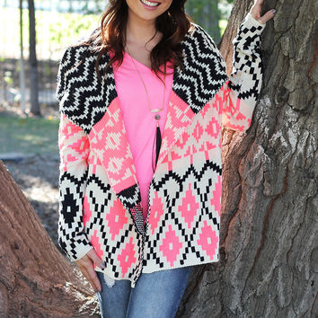 The Forever Cardigan