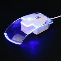OMESHIN Brand New And High Quality LED Optical Wired Gaming Game Mouse