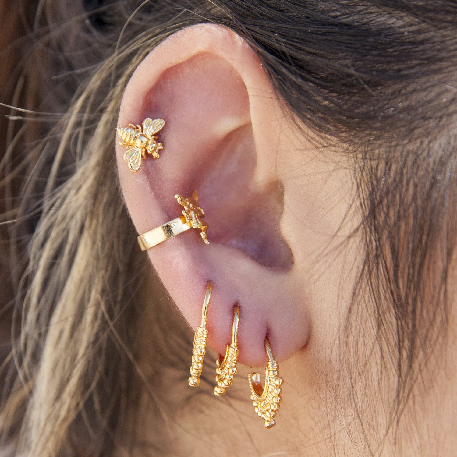 Image of The Banks Earring Set