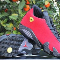 DCCK -Air Jordan 14 Retro 'FARRARI'