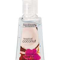 Tropical Coconut Hand Sanitizer