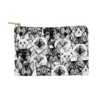 Sharon Turner just cats Pouch