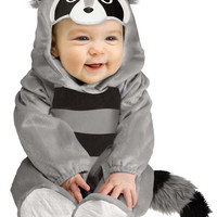 Baby Raccoon Toddler Costume