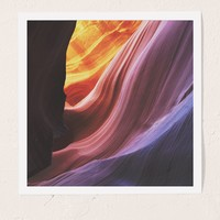 Kevin Russ Antelope Colors Art Print | Urban Outfitters