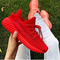 Adidas Yeezy Boost 350 V2 Fashion running shoes-4