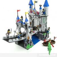 Castle Draw Bridge - Lego Compatible