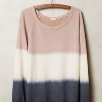 Dip-Dye Sweatshirt by t.la