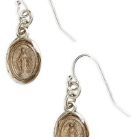 Virgins Saints & Angels Les Celeste Virgin of Miracles Drop Earrings | Nordstrom