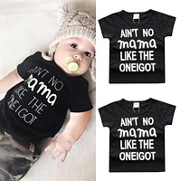 Cute Babies Baby Boys Girls Children's Clothes Summer With Short Sleeve Cotton T-shirts baby clothes