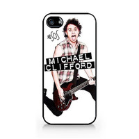 IPC-272 - Michael Clifford - MIKE - 5SOS - 5 Seconds of Summer - iPhone 4 / 4S / 5 / 5C / 5S