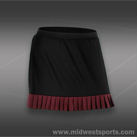 Tail Divine Wine Mini Pleat Skirt