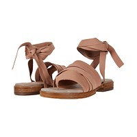 Sun Valley Wrap Sandal Natural
