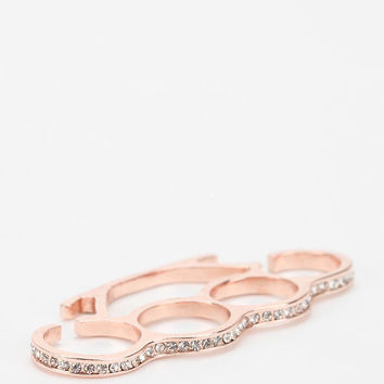 Urban Outfitters - Surrender Multi-Finger Ring