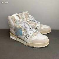 lv louis vuitton womans mens 2020 new fashion casual shoes sneaker sport running shoes 198
