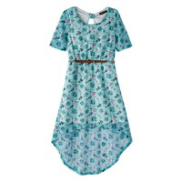 My Michelle Lace High-Low Dress - Girls 7-16