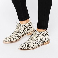 ASOS MARLS Leather Flat Shoes